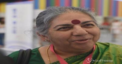 Expo, Vandana Shiva: Le donne sono le maggiori produttrici ...