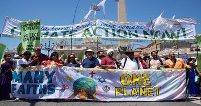 Marcia per il Clima: tutti a Roma per salvare il Pianeta