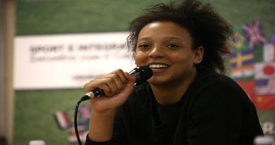 Valentina Diouf e #Fratellidisport uniti nella partita ...