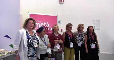 Donne protagoniste a Expo con Women's Weeks sino al 10 ...