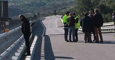 Viadotto crollato in Sicilia, tempi brevi per la soluzione