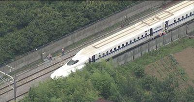 Giappone, paura sullo Shinkansen. Un uomo si dà fuoco: 2 ...