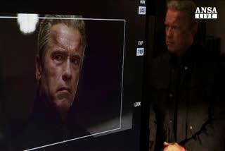 Schwarzenegger torna cyborg in Terminator Genisys