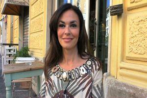 """Maria Grazia Cucinotta: """"Dopo Babbo Natale, la mia sarà ..."""