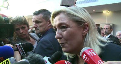 """Marine Le Pen rompe gli indugi: """"Mi candido alle regionali"""""""