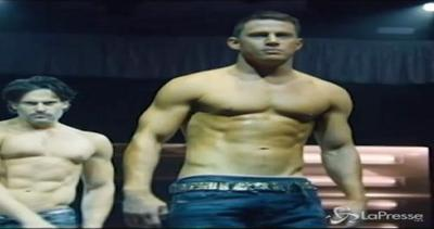 Tatum pronto per 'Magic Mike XXL': Passato da stripper? ...