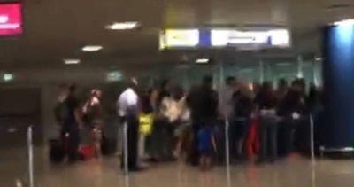 Ancora disagi al Terminal 3 dell'Aeroporto di Fiumicino