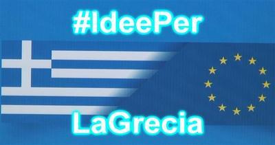 Le idee (bizzarre) degli italiani per salvare la Grecia