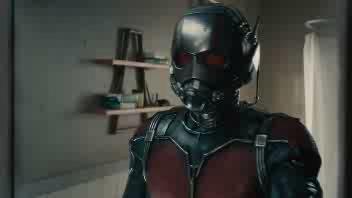Ant-Man, nuova clip per il supereroe