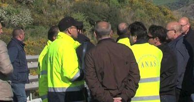 Sicilia, Averna sul viadotto ceduto dell'A19: intervenire ...