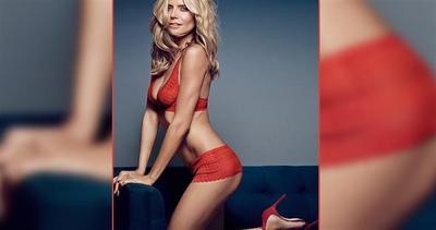 Cosa pensa una modella sul set? Heidi Klum confessa...