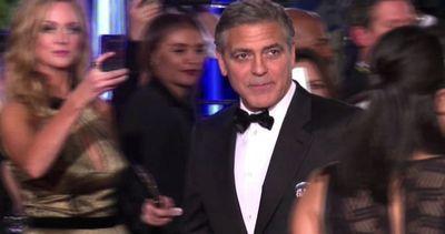"""Pannofino: a George Clooney ho detto """"Non imparare ..."""