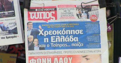 Gli indecisi al referendum in Grecia saranno i 'decisivi'