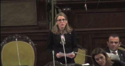 Sicilia, si dimette l'assessore alla Salute Lucia Borsellino