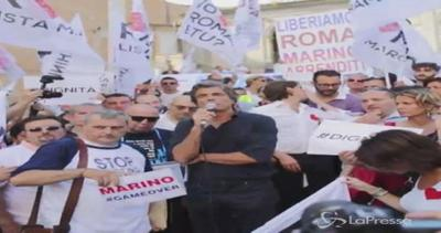 Alfio Marchini e la sua Lista in piazza: Ridare a Roma ...