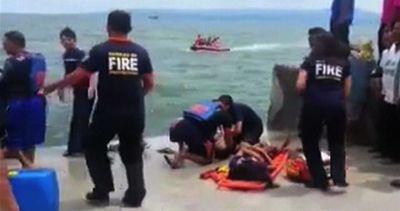 Filippine, si rovescia traghetto: almeno 38morti e 27 ...