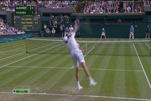 Magia di Federer a Wimbledon: colpo sotto le gambe, ...