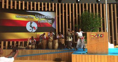 Expo, la giornata dell'Uganda inizia sotto il segno della ...
