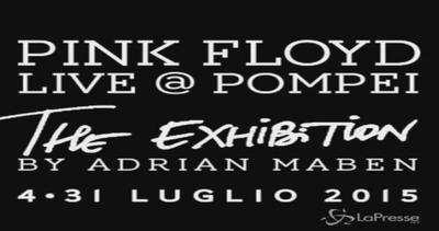 I Pink Floyd tornano a Pompei con gli scatti del regista ...