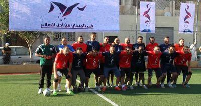 """In Libia """"in campo per la pace"""": lo sport contro il ..."""