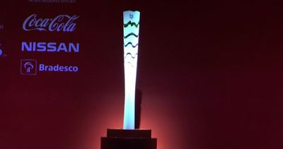 Olimpiadi 2016: a Brasilia presentata la torcia