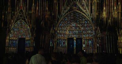 Festa di luci e musica per la Cattedrale di Strasburgo
