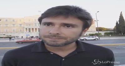 Di Battista da Atene: Referendum è democrazia, speriamo di ...
