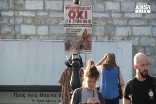La Grecia vota per il suo futuro