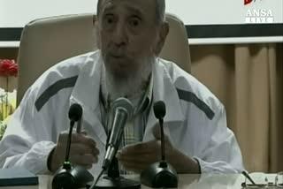 Cuba, riappare Fidel Castro a L'Avana