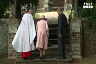 GB, Battesimo per la principessa Charlotte