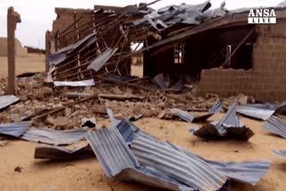Nigeria: donna si fa esplodere in chiesa, 5 morti