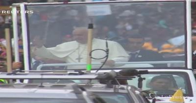 Papa Francesco in Ecuador: la gioia e l'emozione dei fedeli