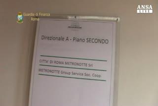 """Arrestato a Roma dominus del gruppo """"Metronotte"""""""