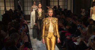 Moda Parigi, Schiaparelli si ispira al teatro