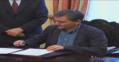 Grecia, oggi esordio da ministro delle finanze per Euclid ...