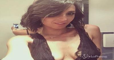 Caterina Balivo sensuale in sottoveste: ed è quasi 'fuori ...