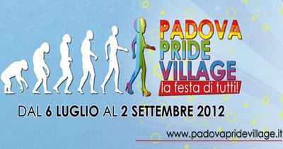 """Tutti i colori del """"Padova Pride Village: The Pride Side of ..."""