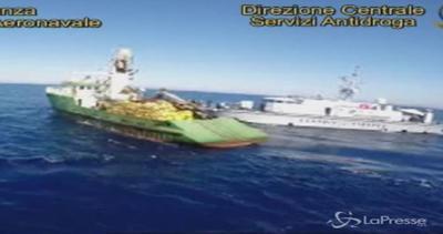 Droga, maxisequestro nel Mediterraneo: 6 narcotrafficanti ...