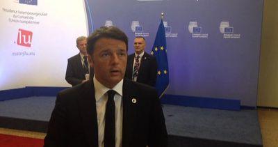 Renzi: se non nasce l
