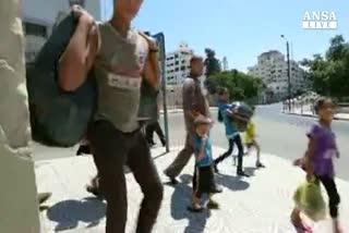 Gaza un anno dopo, 7 su 10 senza lavoro