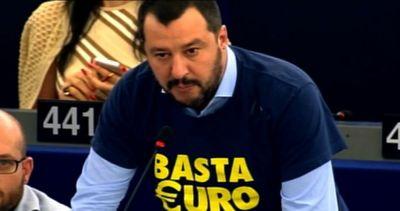 Grecia, Salvini al Parlamento Ue: siete pericolosi, da ricoverare