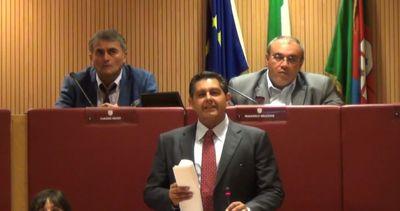 Toti presenta la giunta: mi gioco la faccia, cambiare la Liguria