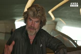 Messner a Plan de Corones completa il suo '15/o Ottomila'