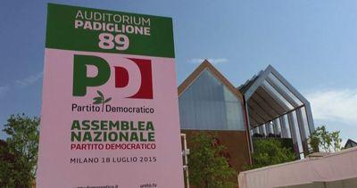 Assemblea del Pd a Expo, Delrio: giusto farla qua, è un successo