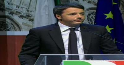 Renzi: Mattarella si è posto come arbitro imparziale