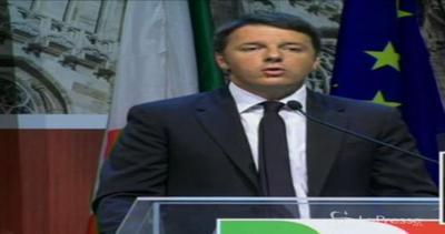 Renzi: Italia è colonna portante dell