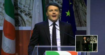 Renzi: credevo al Nazareno ma risceglierei 1000 volte Mattarella