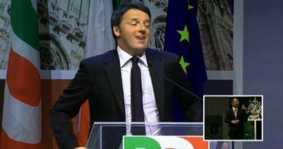 Renzi: per Pd stagione record elettorali ma c