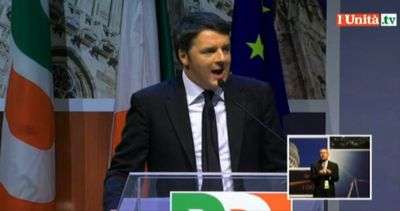 Renzi: nel 2016 Italia continuerà a rispettare principio 3%