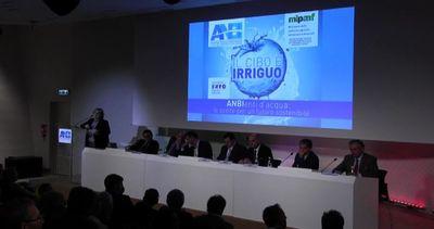 Gestione acque irrigue, a Expo modello italiano imitato nel ...